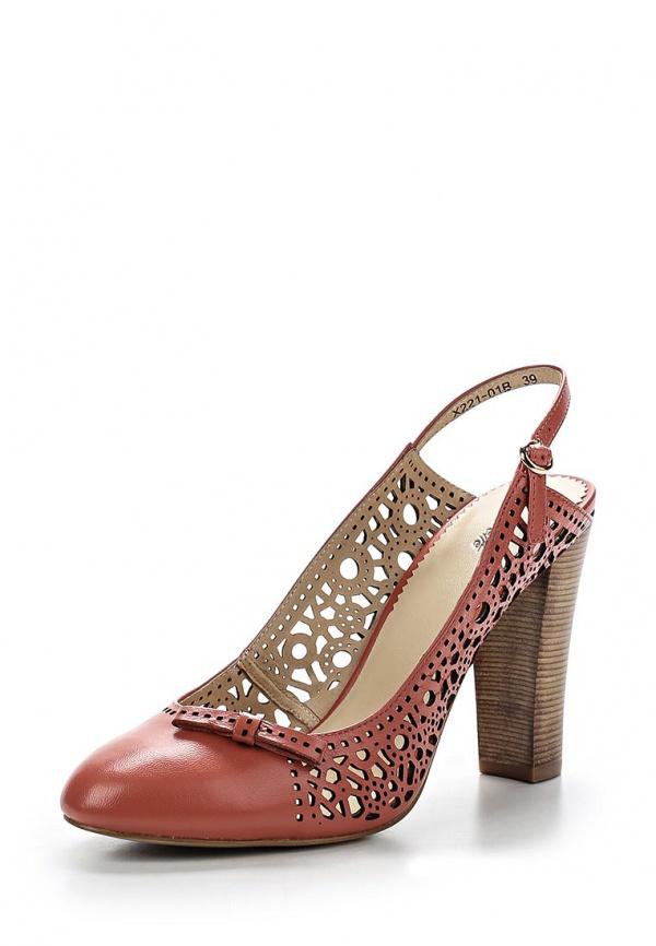 Босоножки Lisette X221-01B розовые