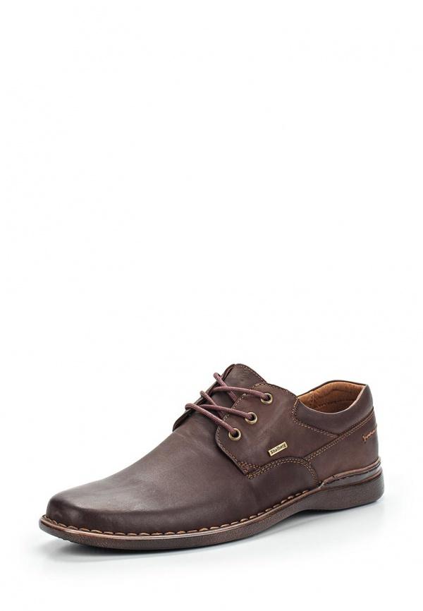 Туфли SHOIBERG 302-81-01-06 коричневые