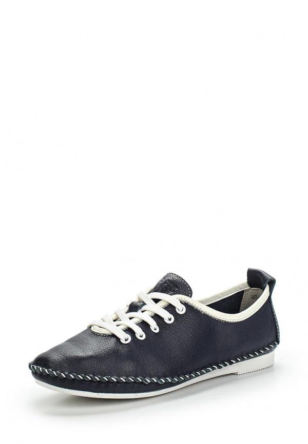 Ботинки SHOIBERG 407-45-01-16 синие