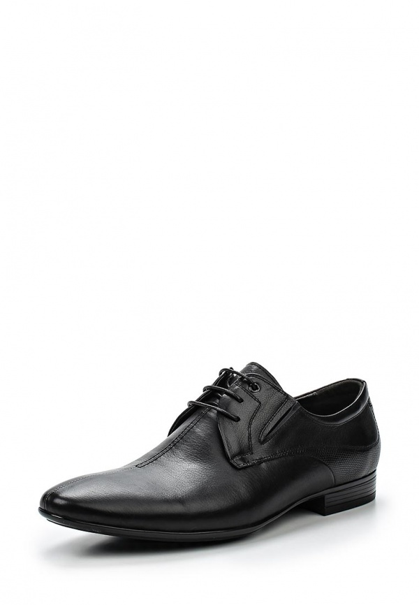 Туфли Vera Victoria Vito 8-5054-1-LUX чёрные