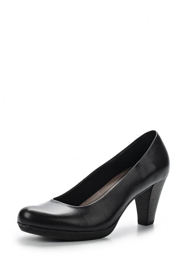 Туфли Marco Tozzi 2-2-22444-24-002 чёрные