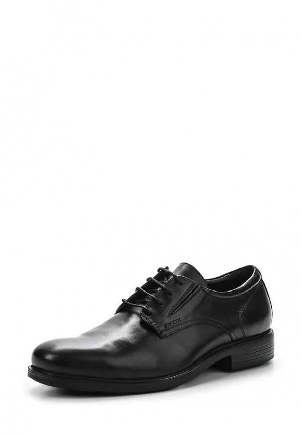 Туфли Geox U34R2A чёрные