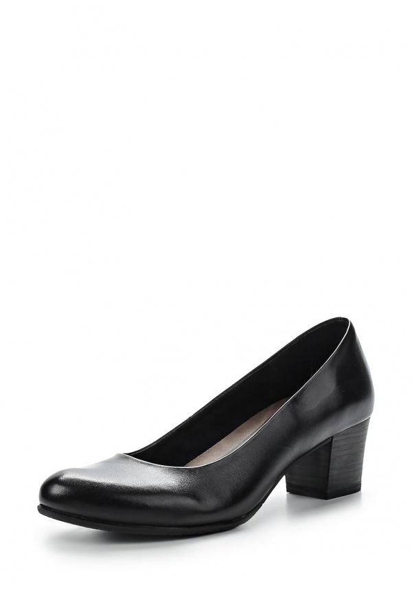 Туфли Marco Tozzi 2-2-22316-24-002 чёрные