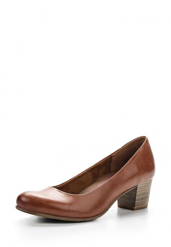 Туфли Marco Tozzi 2-2-22316-24-340 коричневые