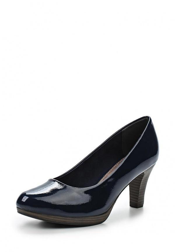 Туфли Marco Tozzi 2-2-22409-24-805 чёрные