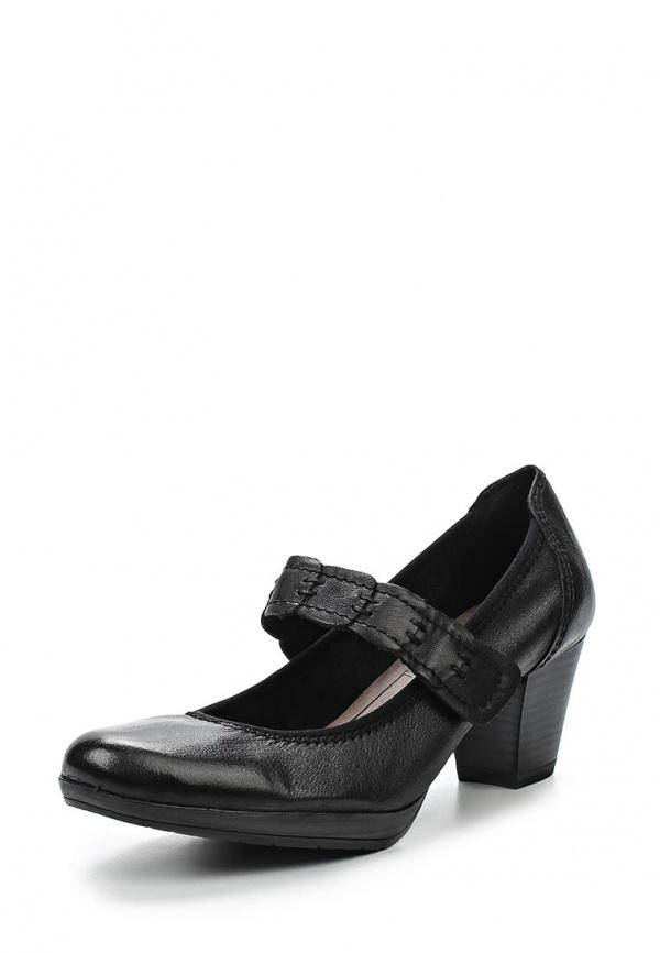 Туфли Marco Tozzi 2-2-24413-24-002 чёрные