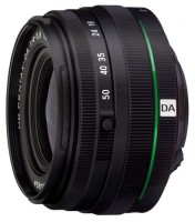Pentax DA 18-50mm f/4-5.6 DC WR RE HD