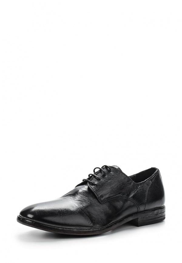 Туфли Moma 10501-8A чёрные