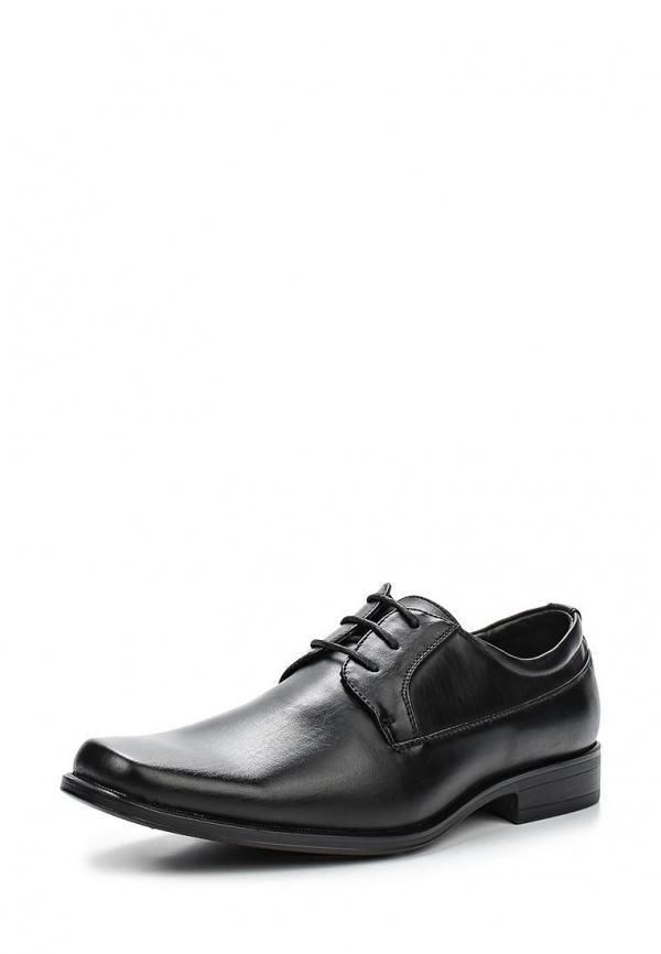 Туфли Galax GH3033 чёрные