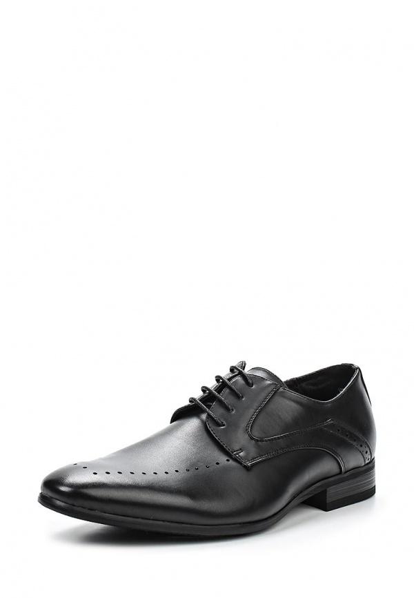 Туфли Galax GH3045 чёрные