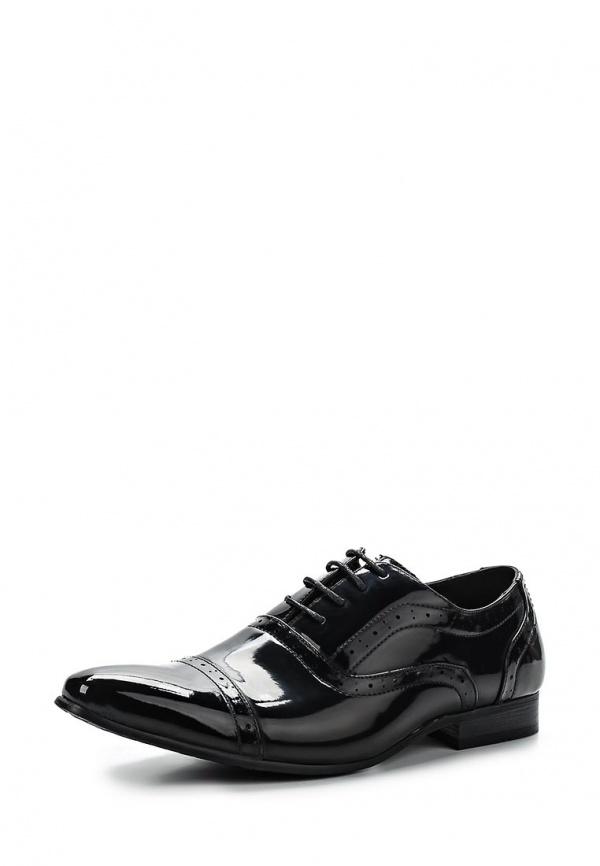 Туфли Galax GH3023 чёрные