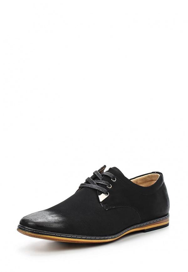 Туфли Instreet 97-25MV-007SK чёрные