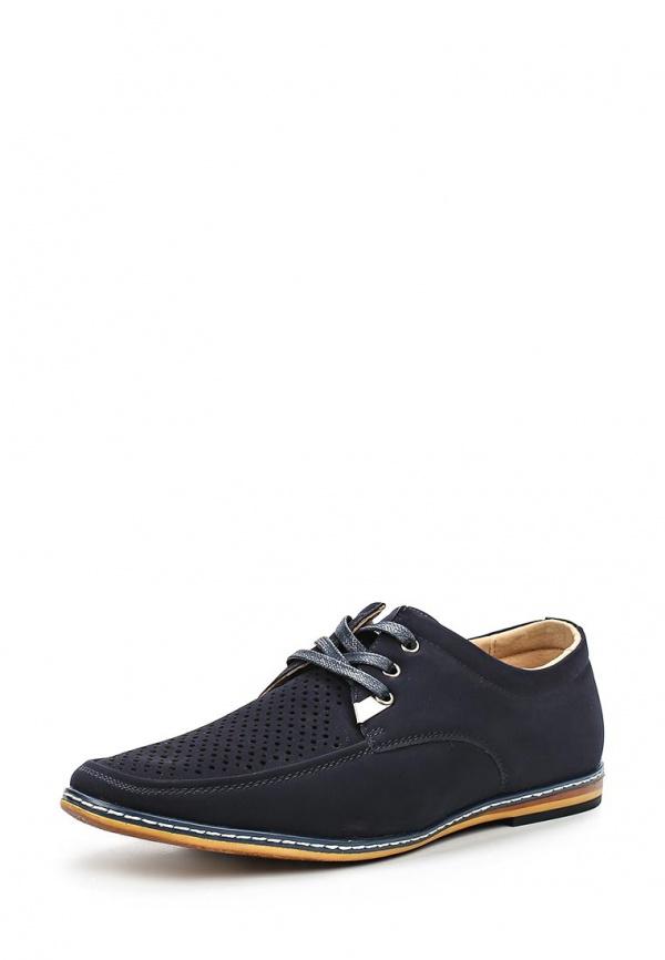 Туфли Instreet 97-25MV-008SK синие
