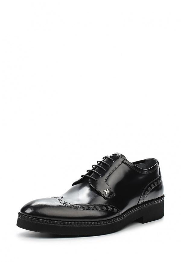 Туфли John Galliano 5750 чёрные