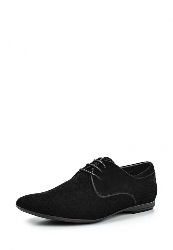 Туфли Paolo Conte 61-482-22-2 чёрные