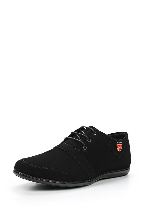 Ботинки Tamboga 466-37 чёрные
