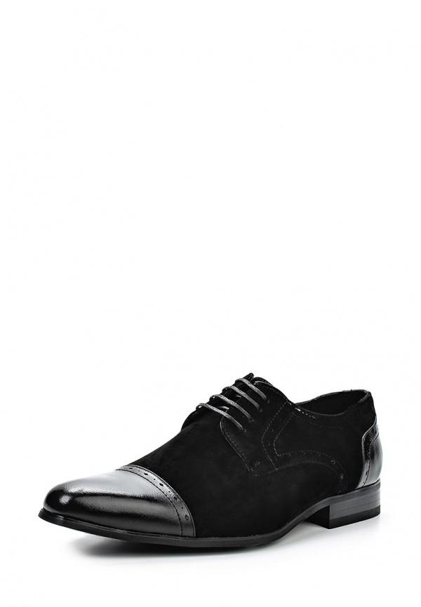 Туфли Galax GH1255 чёрные