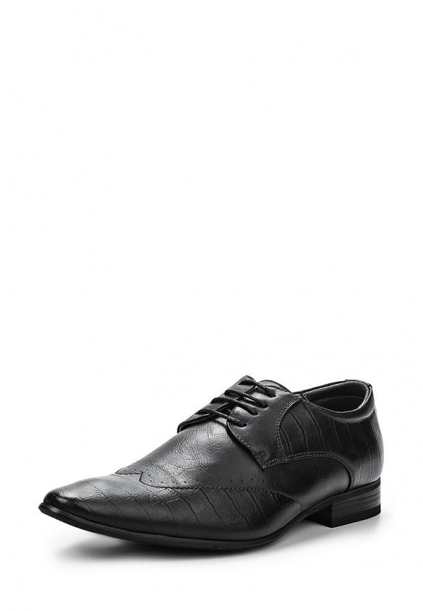 Туфли Galax GH3046 чёрные