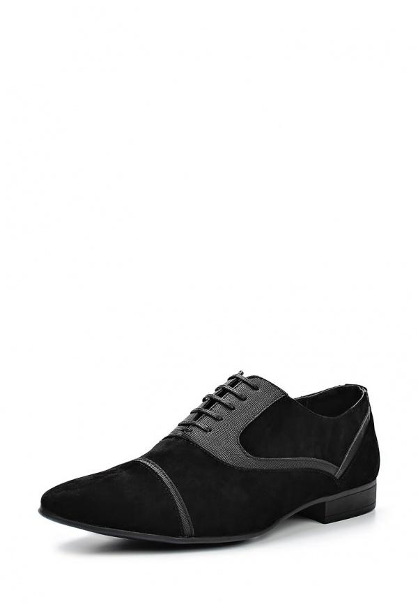 Туфли Galax GH1271 чёрные