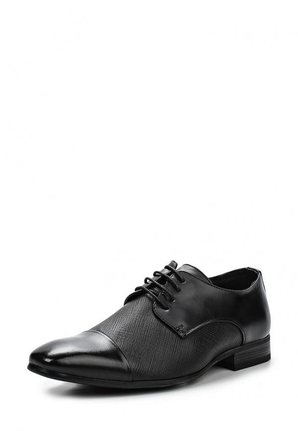 Туфли Galax GH2021 чёрные