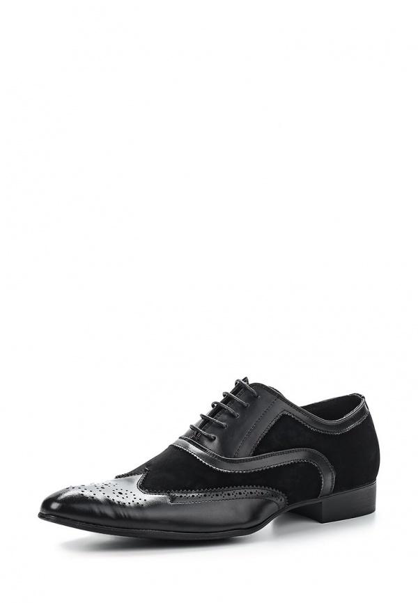 Туфли Galax GH2110 чёрные