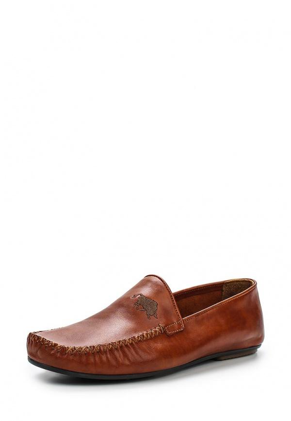 Мокасины Paolo Conte 62-203-17-2 коричневые