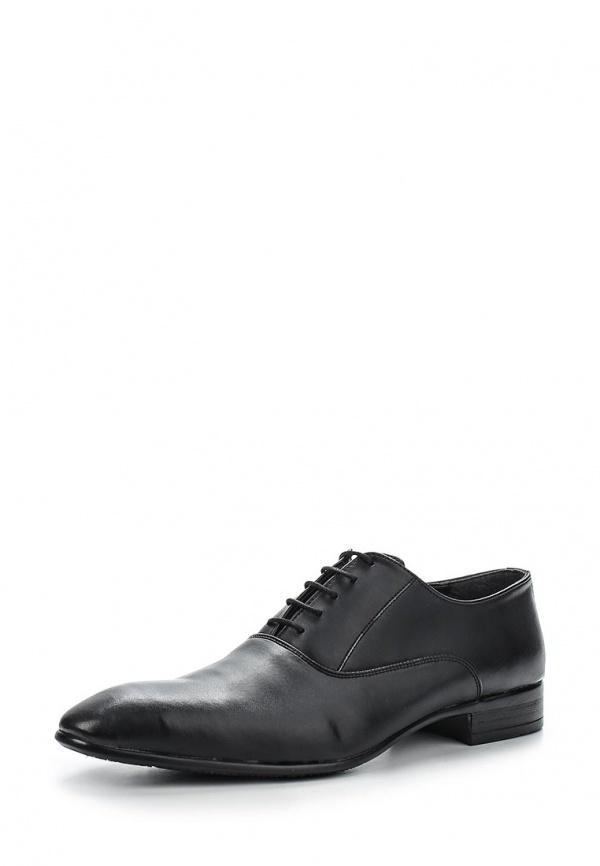 Туфли Tamboga 104 чёрные