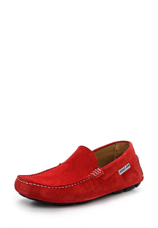 Мокасины Versace Jeans E0YLBS14 красные