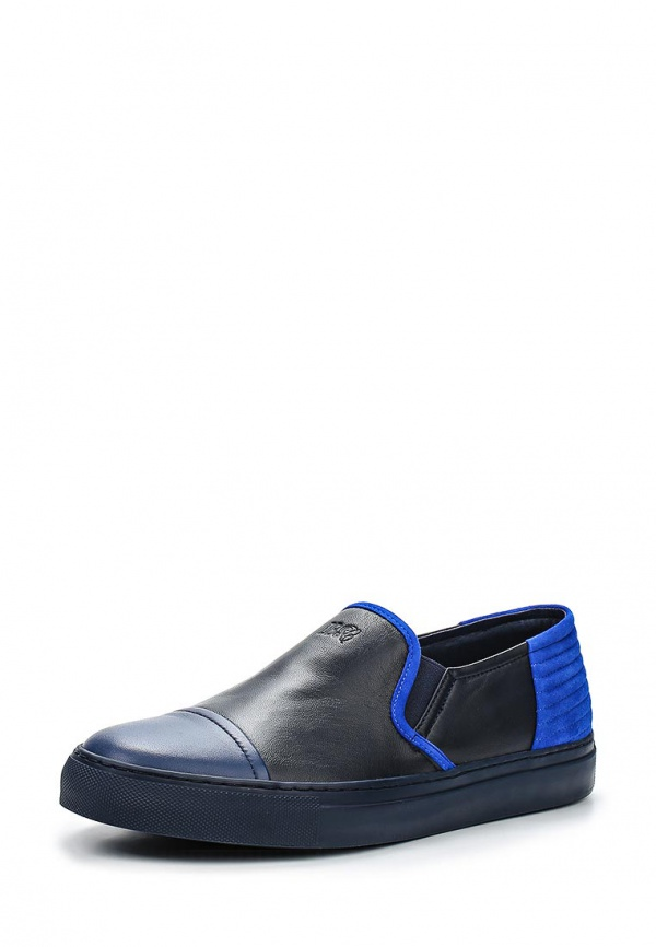 Слипоны Bikkembergs DBR102318 синие