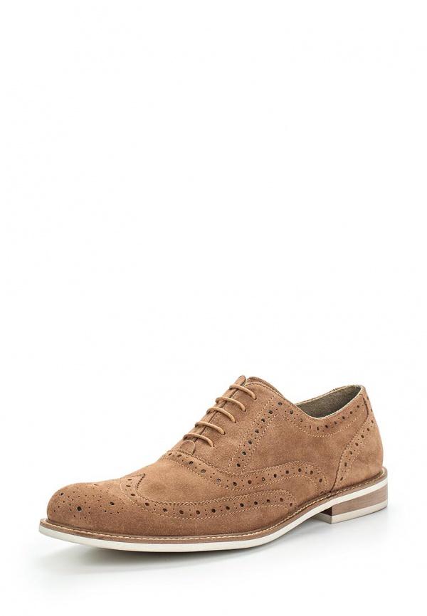 Туфли Paolo Vandini PI-WADE коричневые