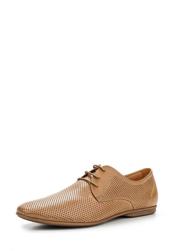 Туфли Paolo Conte 61-616-17-2 коричневые