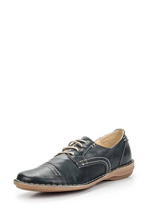 Ботинки Francesco Donni P415 PT0IB-F45-32C07 чёрные