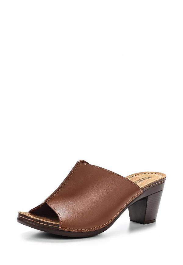Сабо Best Walk 314207-06 коричневые