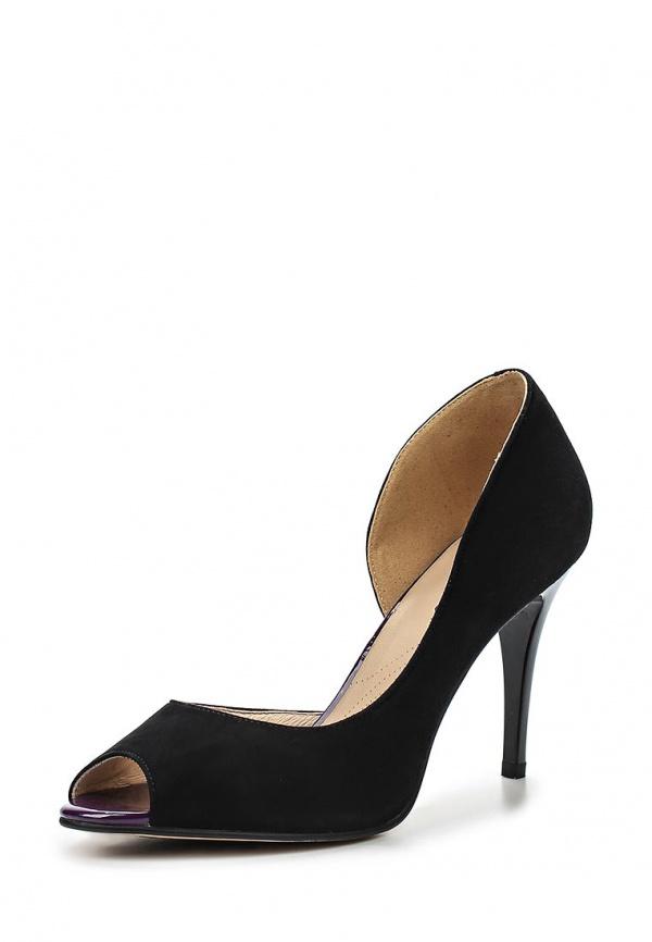 Туфли Clotilde 13S057-175-Q579B-M-15 чёрные