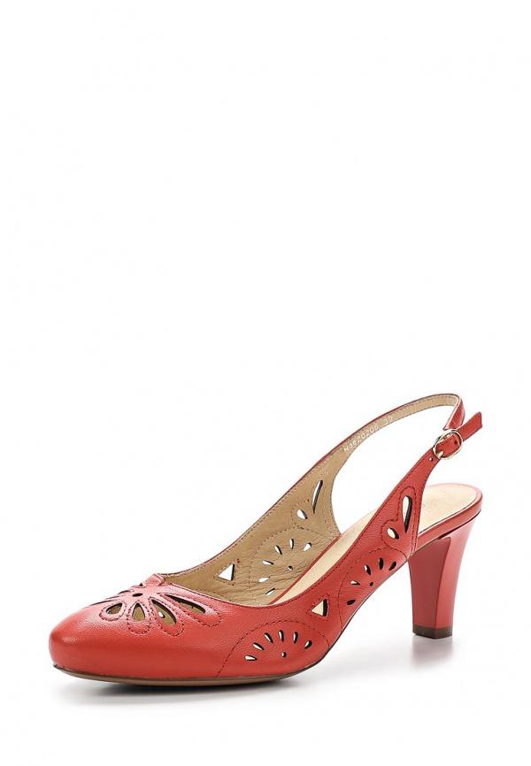 Босоножки Covani N3620206 красные