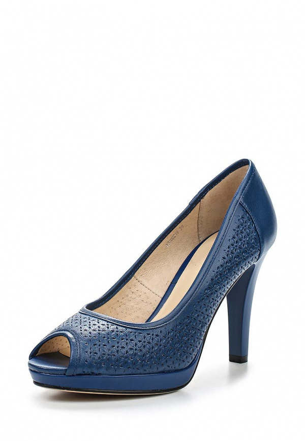 Туфли Covani N3400219 синие