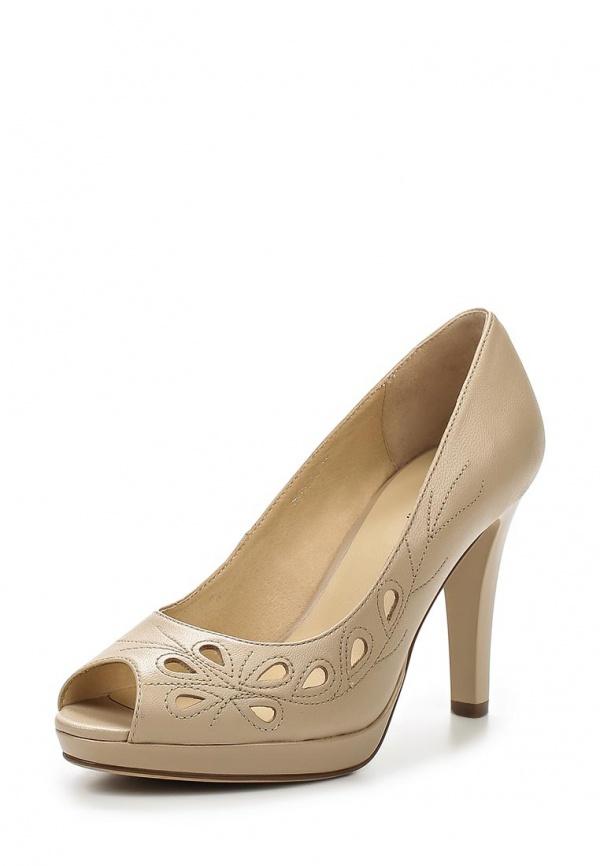 Туфли Covani N3400222 бежевые