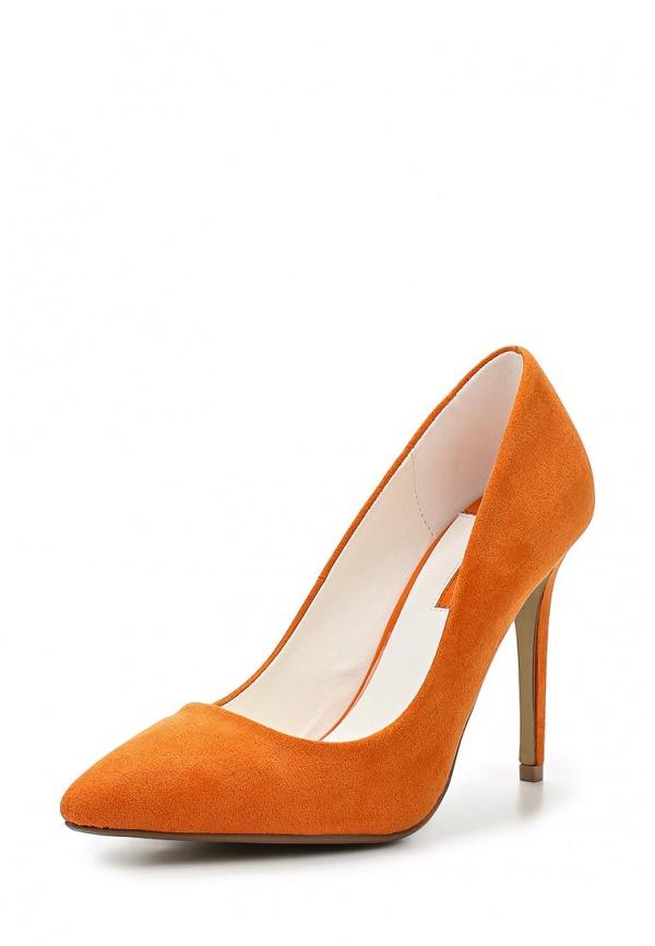 Туфли Dorothy Perkins 22297040 оранжевые