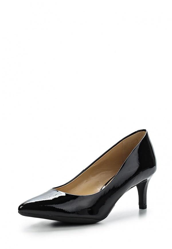 Туфли Geox D52P8C чёрные