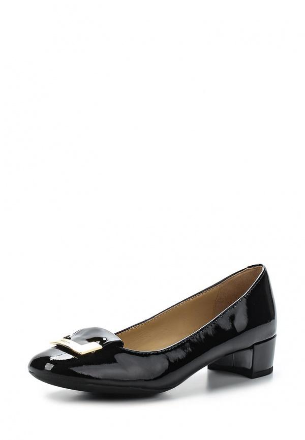 Туфли Geox D52V8A чёрные