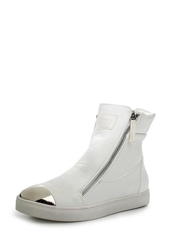 Ботинки LOST INK. SS15LIW0214011404 белые