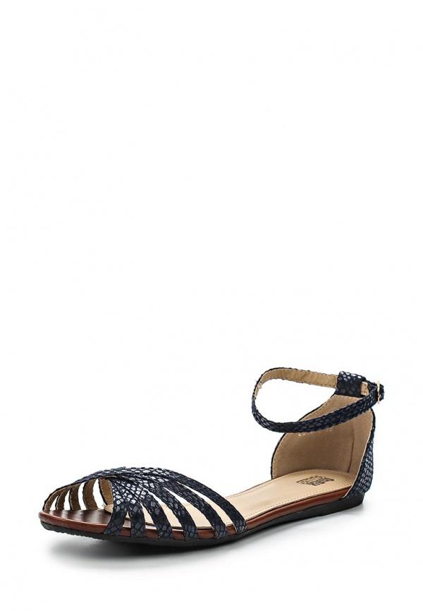 Сандалии Max Shoes 2015-1 синие
