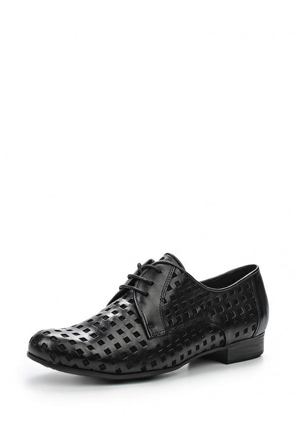 Ботинки Marco Tozzi 2-2-23202-24-002 чёрные