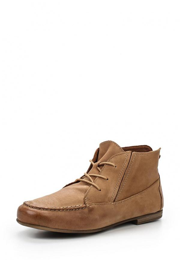 Ботинки Marco Tozzi 2-2-25102-24-340 коричневые