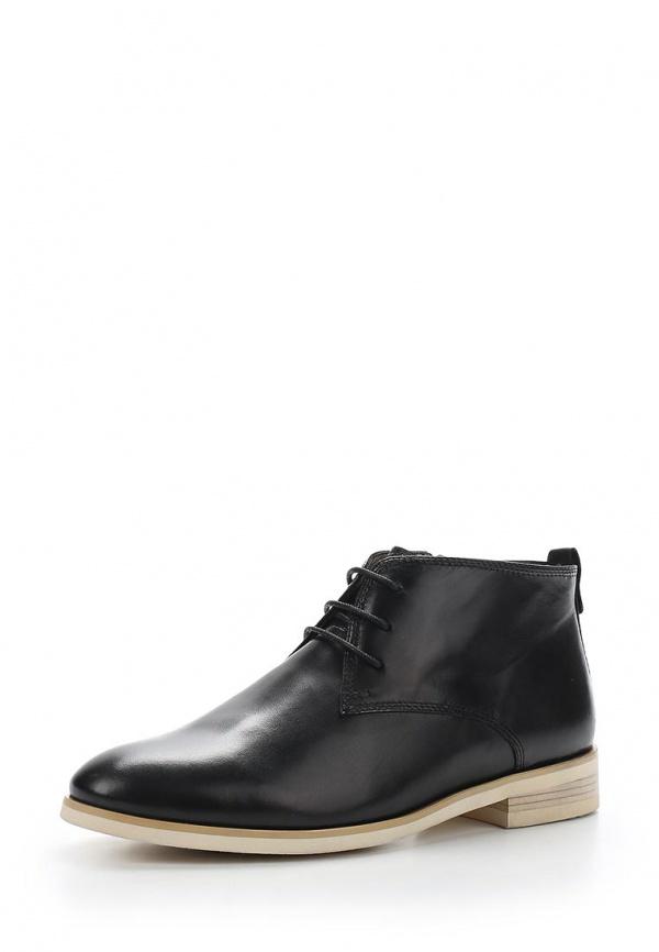 Ботинки Sinta 129-2-1-M чёрные