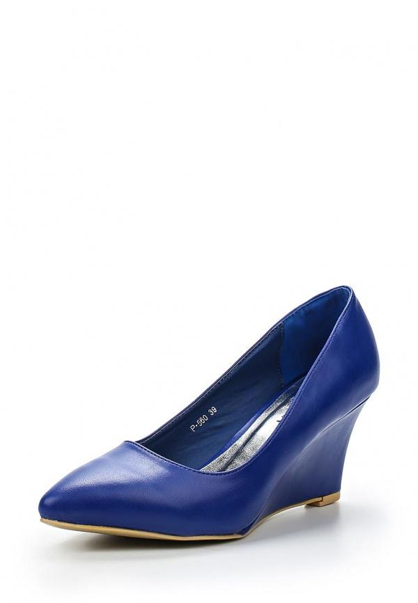 Туфли Stephan P-560 синие