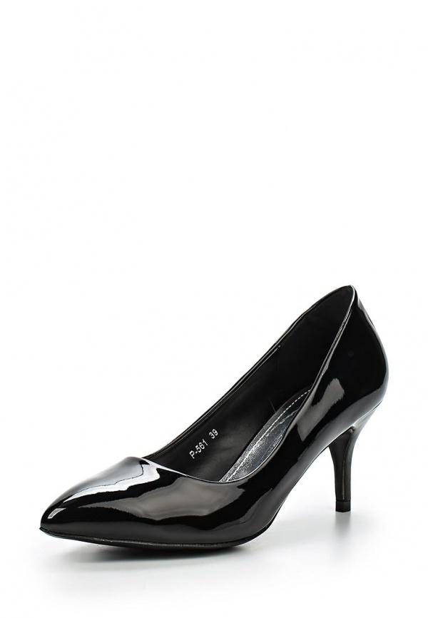 Туфли Stephan P-561 чёрные