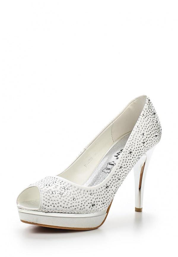 Туфли Stephan P-423 белые