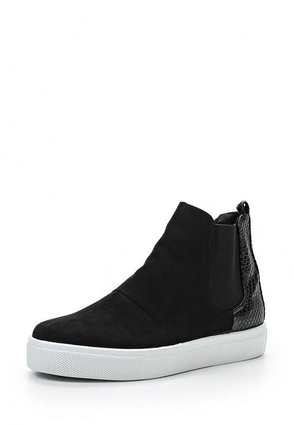 Ботинки Topshop 42B23HBLK чёрные