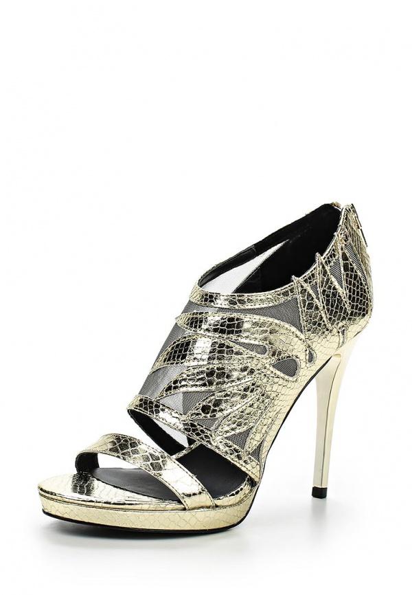 Босоножки Versace Jeans E0VLBS73 золотистые